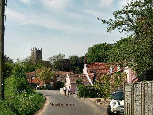 Newbourne Village