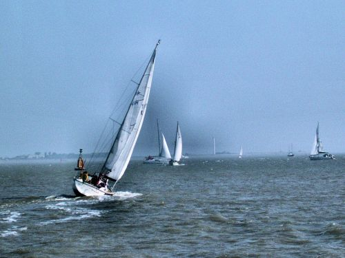 On the River Orwell