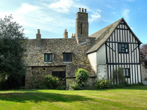 Oliver Cromwell's House, Ely