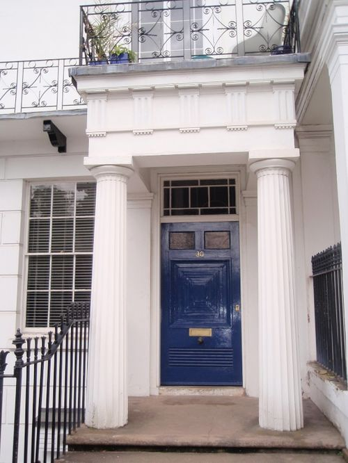 Home of Aleister Crowley