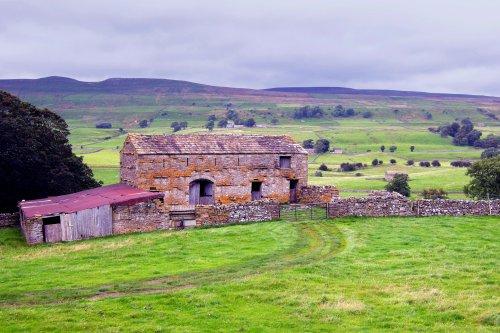 Hawes Livestock Barn