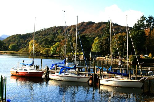 Waterhead, Windermere.