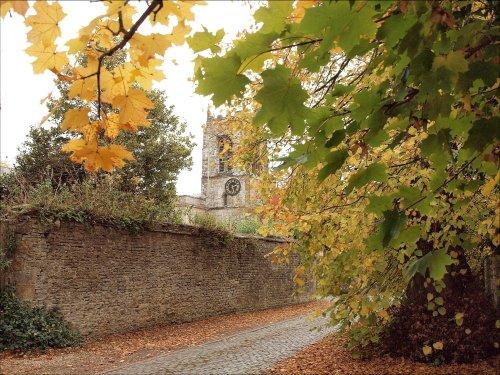 St Michael's Church, Aynho, Northants.