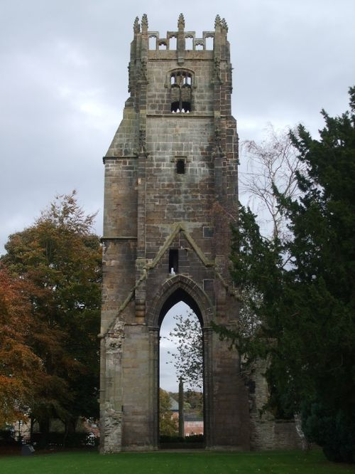 Grey Friars Tower