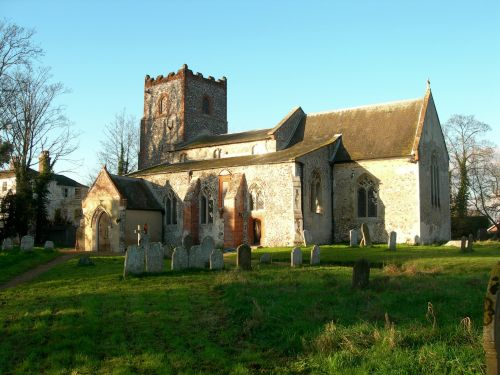 Yelverton Church