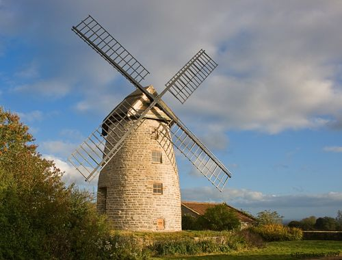 Stembridge Tower Mill