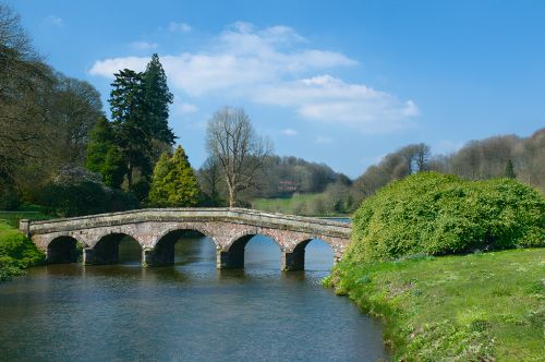 Palladian Bridge at Stourhead