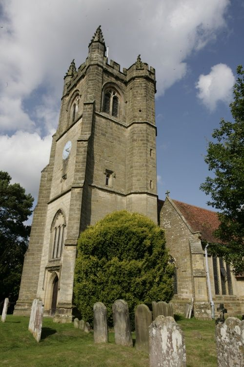 Chiddingstone, Kent
