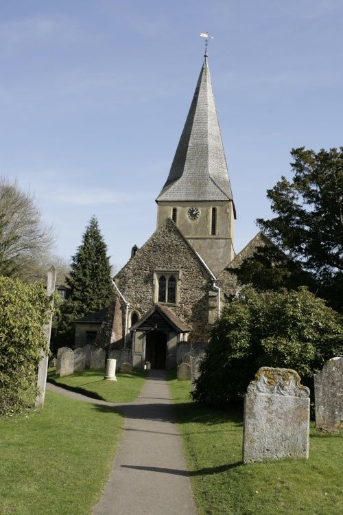 St James Church, Shere