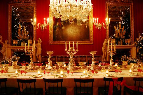Quot Chatsworth House Christmas 2009 Quot By Kevin Sinclair At