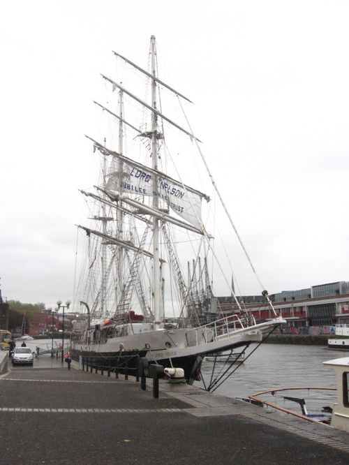 Lord Nelson at Bristol