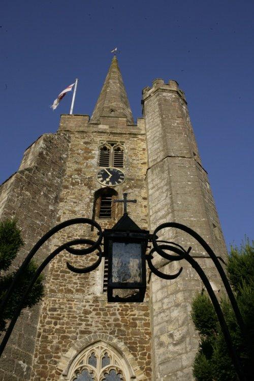 12th Century St Marys Church