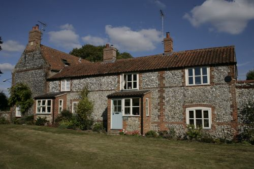 Village cottages