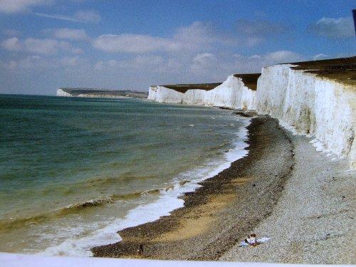 Cliffs Beachy Head