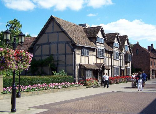 Pictures Of Shakespeares Birthplace