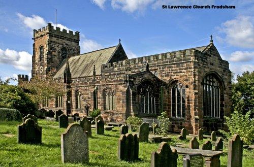 St Lawrence Church, Frodsham