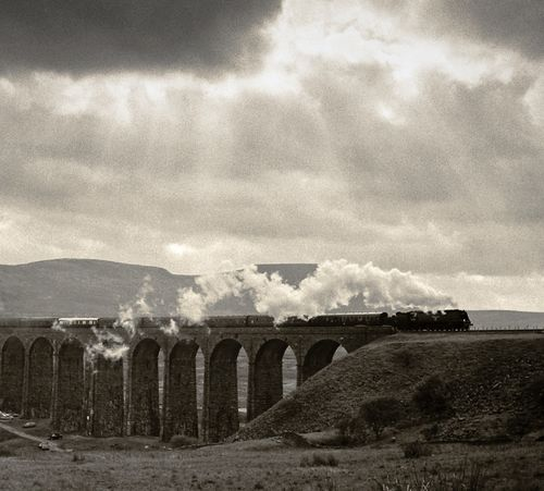 Ribblehead viaduct near Horton in Ribblesdale