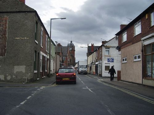 Long Eaton street view