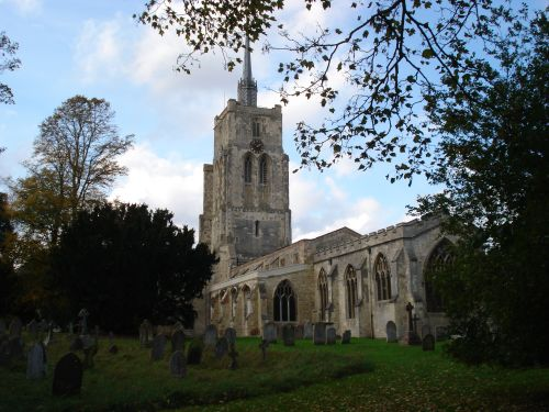 St Mary's Church in Ashwell