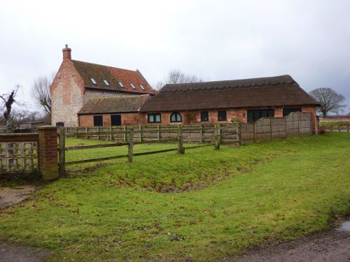 Farm in Clippesby