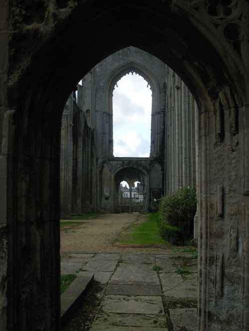 The Cloisters Crowland Abbey