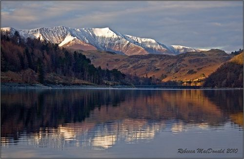 Thirlmere reflection
