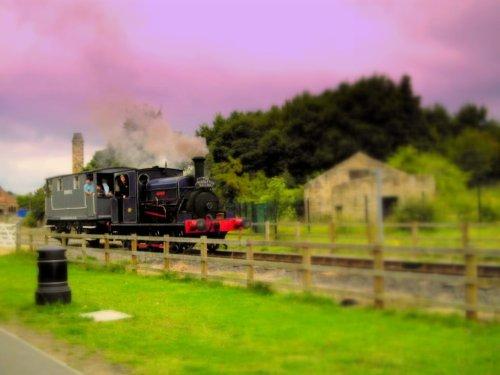 Little Steam Train