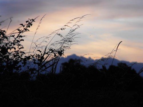 Ashbourne sunset