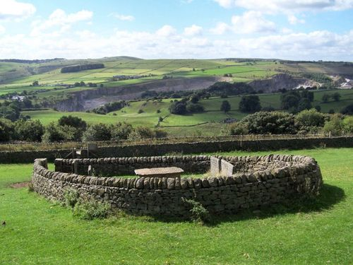 The Riley Graves, Eyam