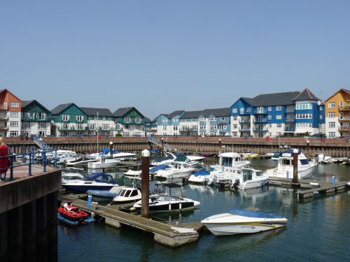 Quot Exmouth Quot By Pat Trout At Picturesofengland Com