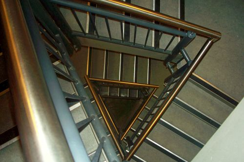 Trianglestairs