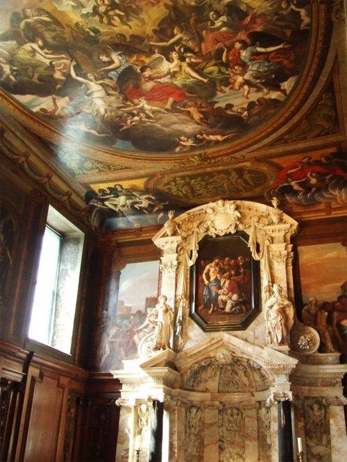 """Chatsworth House History: """"Chatsworth House Chapel"""" By Oksana Jones At"""
