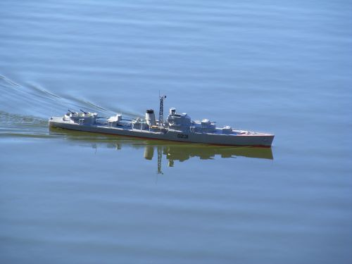 The Navy comes to Southwater Country Park
