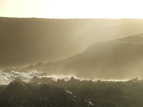 Manorbier Beach by Graham Willetts