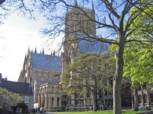 Lincoln Cathedral 4