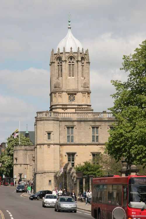 St. Aldates and Tom Tower, Oxford