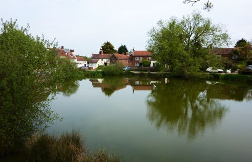 The Village Pond