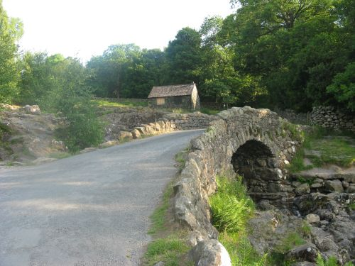 Ashness Bridge - Borrowdale