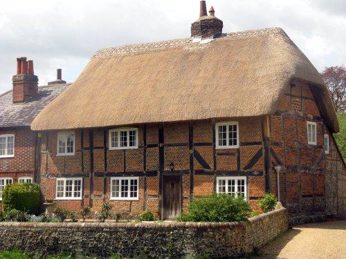 Cottage near Bosham in Sussex
