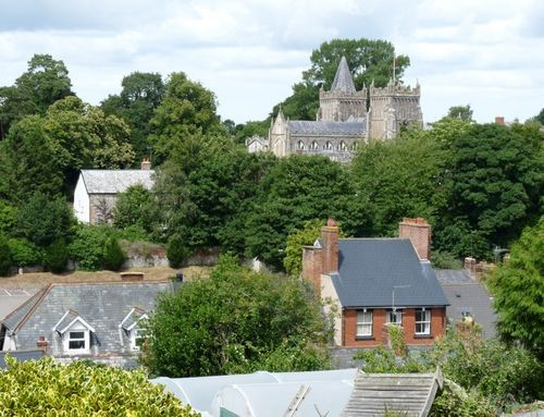 Hotels In Ottery St Mary Devon