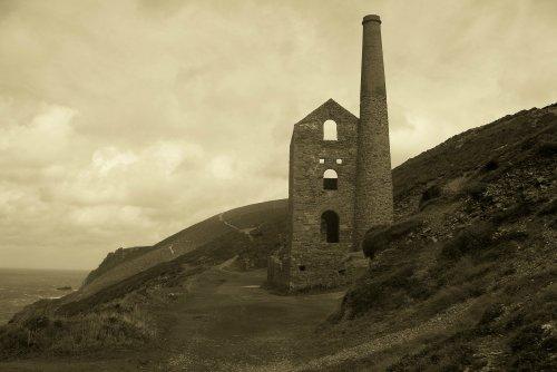 Towanroath shaft -Wheal Coates