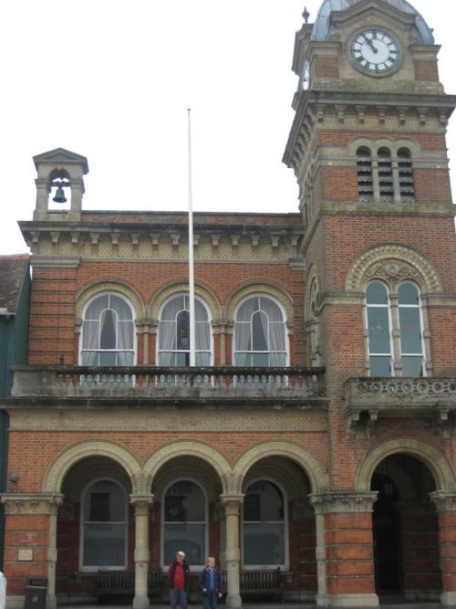 Town Hall - Hungerford