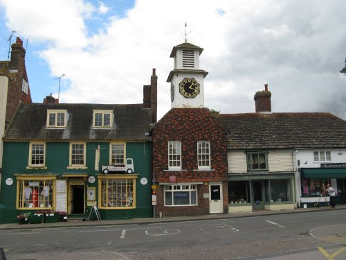 Steyning, West Sussex