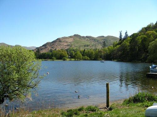 Ullswater near Glenridding,