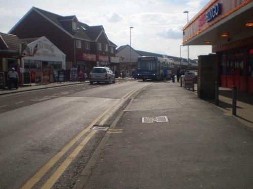 Ingoldmells street scene