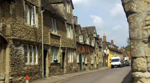 Street View Lacock