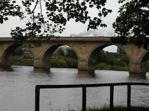 Hexham bridge