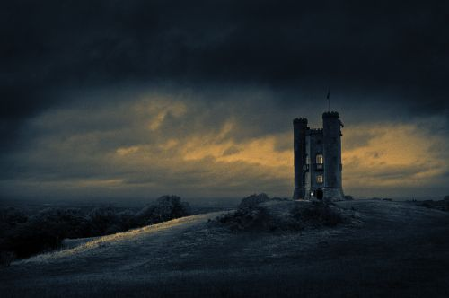 Broadway Tower, Cotswolds, UK