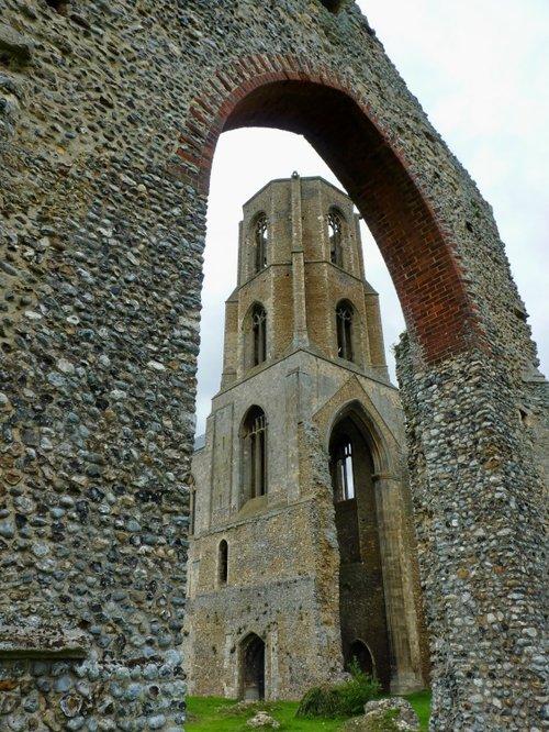 Underneath the Arches at Wymondham