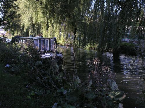 Autumn on the Avon and Kennet